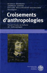 Croisements d' anthropologies - ISBN: 9783825350352