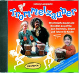 Trommelzauber, 2 Audio-CDs - Lamprecht, Johnny - ISBN: 9783936286878