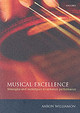 Musical Excellence - Williamon, Aaron (EDT) - ISBN: 9780198525356