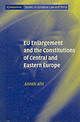 Eu Enlargement And The Constitutions Of Central And Eastern Europe - Albi, Anneli (university Of Kent, Canterbury) - ISBN: 9780521607360