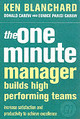 One Minute Manager Builds High Performing Teams - Parisi-carew, Eunice; Carew, Donald; Blanchard, Kenneth - ISBN: 9780007105809