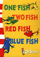 One Fish, Two Fish, Red Fish, Blue Fish - Dr. Seuss - ISBN: 9780007158560