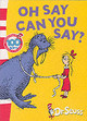 Oh Say Can You Say? - Dr. Seuss - ISBN: 9780007175222