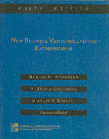 New Business Ventures and the Entrepreneur - ISBN: 9780071183147