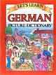 Let's Learn German Dictionary - Goodman, Marlene - ISBN: 9780071408240