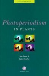 Photoperiodism In Plants - Vince-Prue, Daphne; Thomas, Brian - ISBN: 9780126884906