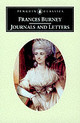 Journals And Letters - Burney, Frances - ISBN: 9780140436242
