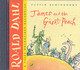 James and the Giant Peach, 1 Audio-CD. James und der Riesenpfirsich, 1 Audio-CD, engl. Version - Dahl, Roald - ISBN: 9780141805924