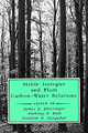 Stable Isotopes And Plant Carbon-water Relations - ISBN: 9780122333804