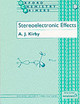 Stereoelectronic Effects - Kirby, A. J. - ISBN: 9780198558934