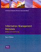 Information Management Decisions - O'brien, Bart - ISBN: 9780273602880