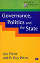 Governance, Politics And The State - Pierre, Jon; Peters, B. Guy - ISBN: 9780333718483