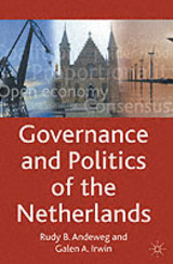 Governance and Politics of the Netherlands - Andeweg, Rudy B.; Irwin, Galen A. - ISBN: 9780333961575