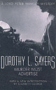 Murder Must Advertise - Sayers, Dorothy L. - ISBN: 9780450002427