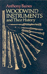 Woodwind Instruments And Their History - Baines, Anthony/ Boult, Adrian, Sir (FRW) - ISBN: 9780486268859