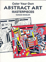Colour Your Own Abstract Art - Hendler, Muncie - ISBN: 9780486408002