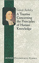 Treatise Concerning The Principles Of Human Knowledge - Berkeley, George - ISBN: 9780486432533