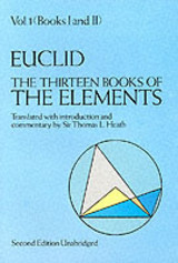 Thirteen Books Of The Elements, Vol. 1 - Euclid - ISBN: 9780486600888