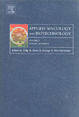 Applied Mycology and Biotechnology, Fungal Genomics - ISBN: 9780444516428