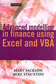 Advanced Modelling In Finance Using Excel And Vba - Jackson, Mary; Staunton, Mike - ISBN: 9780471499220