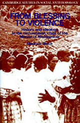From Blessing To Violence - Bloch, Maurice - ISBN: 9780521314046
