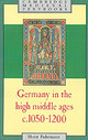 Germany In The High Middle Ages - Fuhrmann, Horst (universitat Regensburg, Germany) - ISBN: 9780521319805