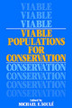 Viable Populations For Conservation - ISBN: 9780521336574