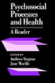 Psychosocial Processes And Health - ISBN: 9780521426183