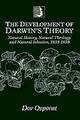 Development Of Darwin's Theory - Ospovat, Dov (university Of Nebraska, Lincoln) - ISBN: 9780521469401
