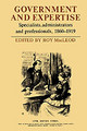 Government And Expertise - ISBN: 9780521534505