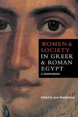 Women And Society In Greek And Roman Egypt - ISBN: 9780521588157
