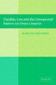 Kinship, Law And The Unexpected - Strathern, Marilyn - ISBN: 9780521615099