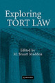 Exploring Tort Law - ISBN: 9780521616805
