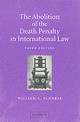 Abolition Of The Death Penalty In International Law - Schabas, William A. - ISBN: 9780521893442