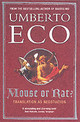 Mouse Or Rat? - Eco, Umberto - ISBN: 9780753817988