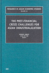 Post Financial Crisis Challenges For Asian Industrialization - Hooley, Richard (EDT)/ Yoo, Jang-Hee (EDT) - ISBN: 9780762308132