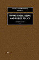 Worker Well-being And Public Policy - Polachek, Solomon W. (EDT) - ISBN: 9780762310265