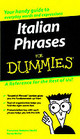 Italian Phrases For Dummies - ISBN: 9780764572036