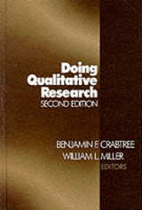 Doing Qualitative Research - Crabtree, Benjamin F. (EDT)/ Miller, William L. (EDT) - ISBN: 9780761914976