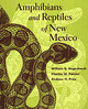 Amphibians And Reptiles Of New Mexico - Degenhardt, W. G.; Painter, Charles W.; Price, Andrew H. - ISBN: 9780826338112