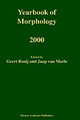 Yearbook Of Morphology 2000 - ISBN: 9780792370826