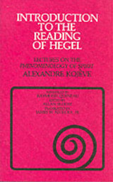 Introduction To The Reading Of Hegel - Kojeve, Alexandre - ISBN: 9780801492037