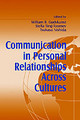 Communication In Personal Relationships Across Cultures - Gudykunst, William B. (EDT)/ Ting-Toomey, Stella (EDT)/ Nishida, Tsukasa (E... - ISBN: 9780803946729