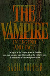 Vampire In Legend, Fact And Art - Copper, Basil - ISBN: 9780806511269