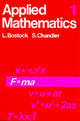 Applied Mathematics 1 - Bostock, L.; Chandler, F. S. - ISBN: 9780859500197