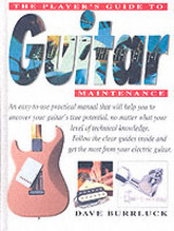 Player's Guide To Guitar Maintenance - Burrluck, Dave - ISBN: 9780879305499
