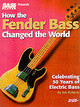 How The Fender Bass Changed The World - Roberts, Jim - ISBN: 9780879306304