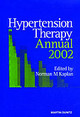 Hypertension Therapy Annual 2002 - Kaplan, Norman M. - ISBN: 9781841841038