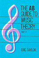Ab Guide To Music Theory, Part Ii - Taylor, Eric - ISBN: 9781854724472