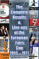Complete Results And Line-ups Of The European Fairs Cup 1955-1971 - Ionescu, Romeo; Robinson, Michael - ISBN: 9781862230859